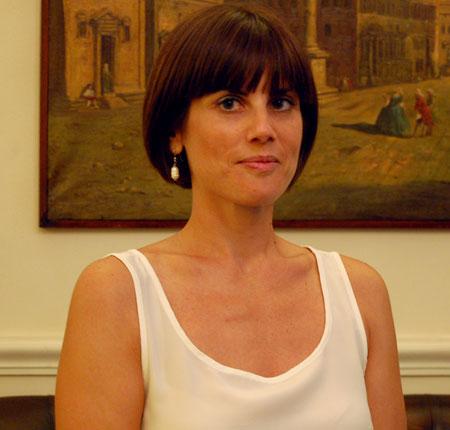 Elena De Angelis, partner dello studio legale Di Ciommo & Partners
