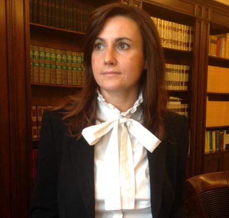 Stefania Di Ciommo, partner dello studio legale Di Ciommo & Partners