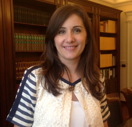 Carmela Porreca, partner dello studio legale Di Ciommo & Partners