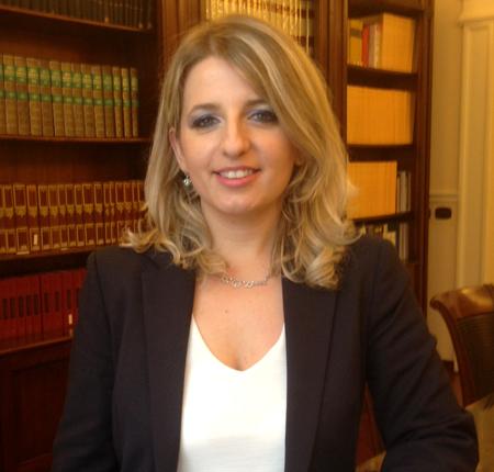 Francesca Corona, partner dello studio legale Di Ciommo & Partners