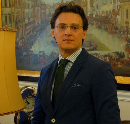 Francesco Di Ciommo, partner dello studio legale Di Ciommo & Partners